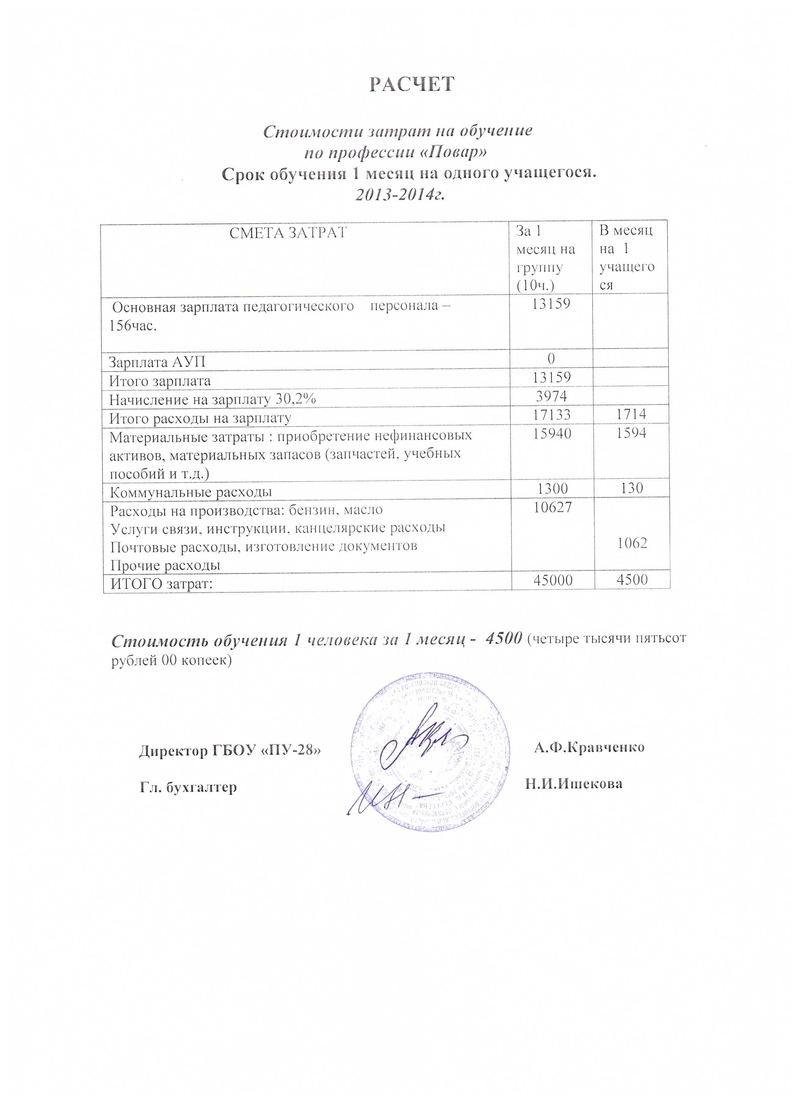 Час стоимости обучения одного человека в московской ломбард работы области часы красноармейске в